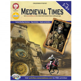 Medieval Times, Grades 5 - 8