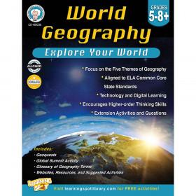 World Geography Workbook