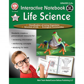 Interactive Life Science Notebooks