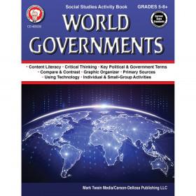 World Governments Workbook