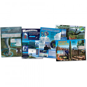 Science: Extreme Climates and Weather Bulletin Board Set