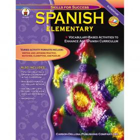 Skills for Success Spanish Resource Book, Grade K-5, Paperback
