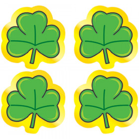 Shamrocks Shape Stickers