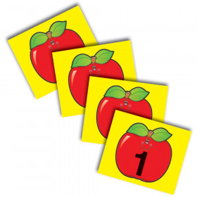 Apples Numbered Calendar Cover-Ups
