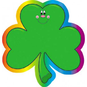 Shamrocks Cut-Outs