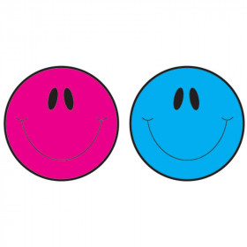 Smiles Colorful Cut-Outs