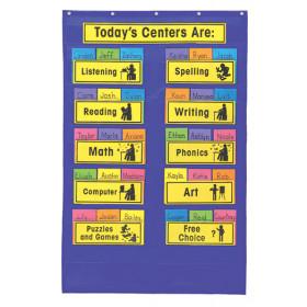 Centers Pocket Chart