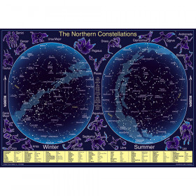 The Northern Constellations Chartlet