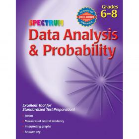 Spectrum Data Analysis Probability