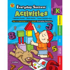 Everyday Success Activities Pre-K Book