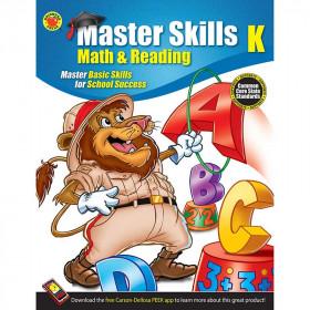 Math & Reading Book Gr K