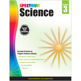 Spectrum Science, Grade 3
