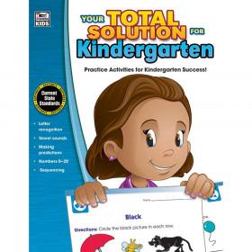 Your Total Solution For Kindergarten