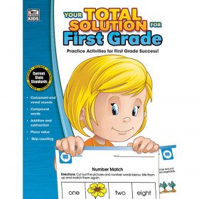 Your Total Solution For First Grade