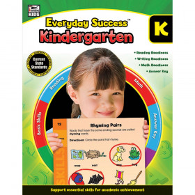 Everyday Success, Grade K