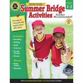 Summer Bridge Activities, Grades 1 - 2