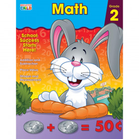 Math Workbook, Grade 2
