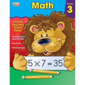 Math Workbook, Grade 3