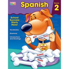 Spanish Workbook, Grade 2
