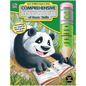 Comprehensive Curriculum of Basic Skills, Grade 3