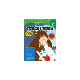 Trace & Draw, Ages 3 - 5