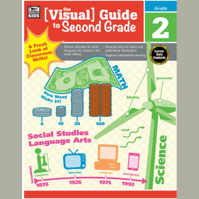 The Visual Guide to Second Grade