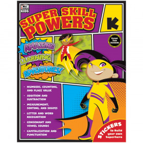 Super Skill Powers, Grade K