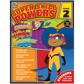 Super Skill Powers, Grade 2