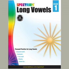 Long Vowels, Grade 1