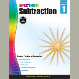 Subtraction, Grade 1