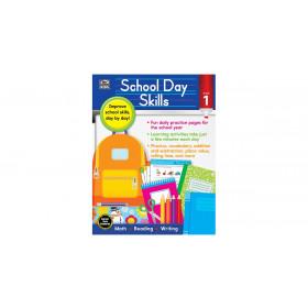 School Day Skills, Grade 1