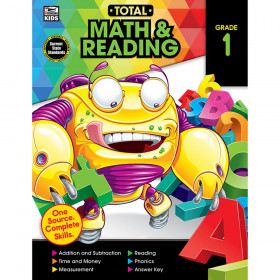 Total Math and Reading, Grade 1