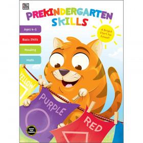 Prekindergarten Skills Workbook, Grade PK