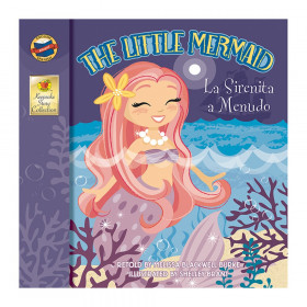 The Little Mermaid Bilingual Storybook Grade PK-3