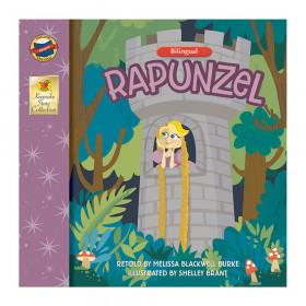 Rapunzel Bilingual Storybook Grade PK-3