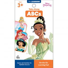My Take-Along Tablet: Disney Princesses ABCs Activity Pad, Grade PK-1, Paperback