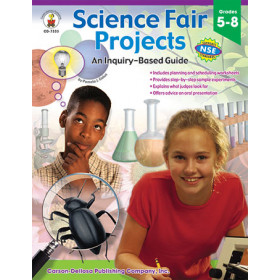 Science Fair Projects Gr 5-8