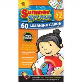 Bridging Gr 1-2 Summer Splash Learning Flash Cards
