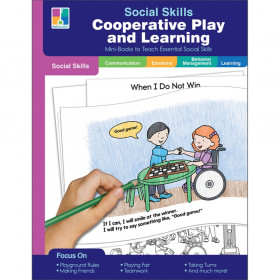 Cooperative Play and Learning Resource Book, Grade PK-2, Paperback