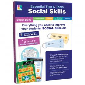 Essential Tips & Tools: Social Skills Classroom Kit, Grade PK-8