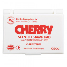 Stamp Pad Scented Cherry Red