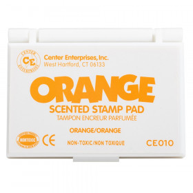 Scented Stamp Pad, Orange, Citrus