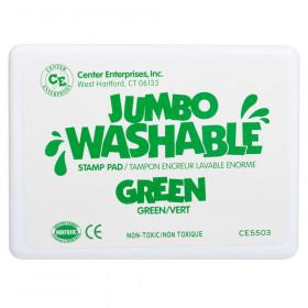 Jumbo Washable Stamp Pad, Green