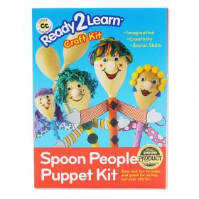 Spoon People Puppet Kit