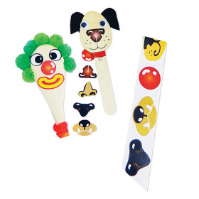 Creative Sticker Roll, Noses
