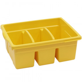 Royal Divided Tub - Yellow