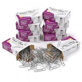 Standard Paper Clips, 1,000/box