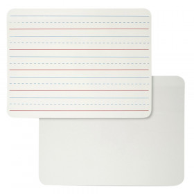 Dry Erase Board - Two Sided Magnetic; Plain/Lined