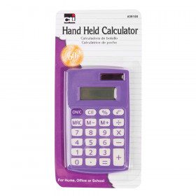 Primary Calculator Single 8 Digit Display