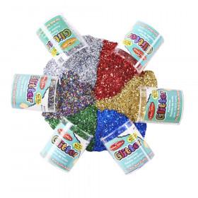 Creative Arts Glitter Set, 6-pack